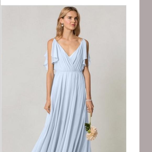 6cbd81086a5 Jenny Yoo Dresses   Skirts - Jenny Yoo Cassie dress serenity blue
